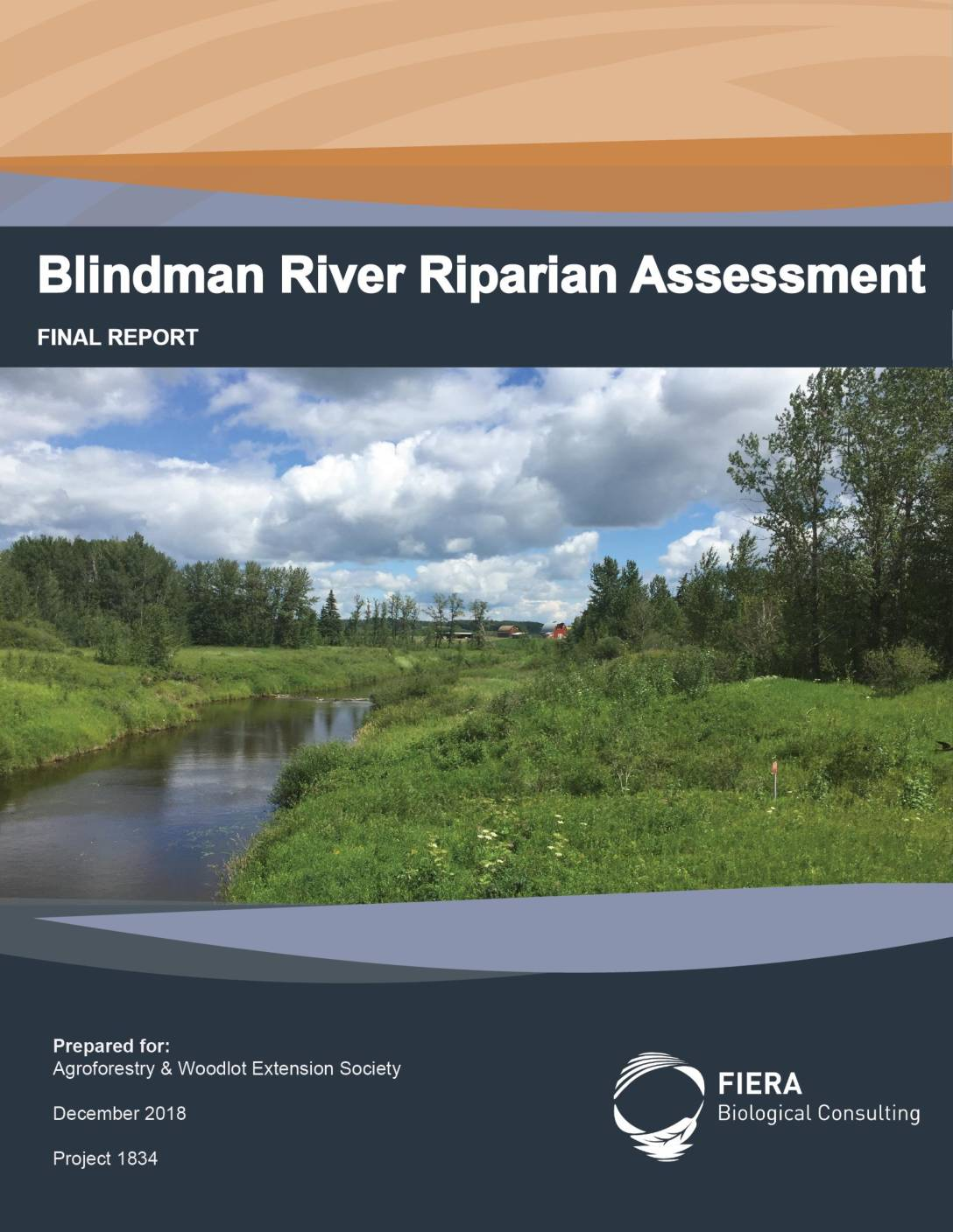 Blindman River Riparian Assessment: Final Report
