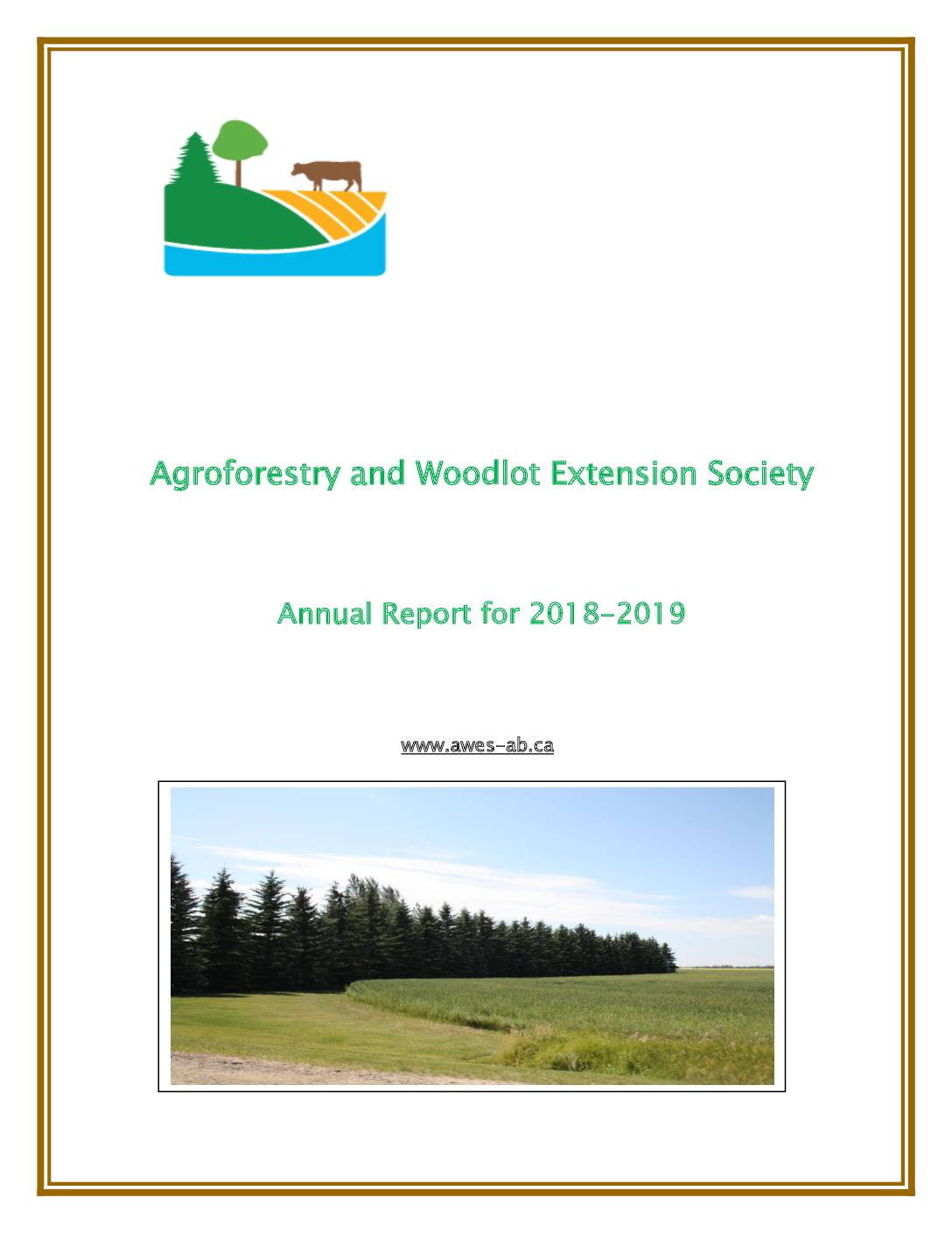 AWES Annual Report 2018-2019